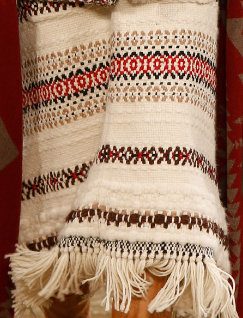Decorialab - Trend Report - Blanket Skirts and Miles of Fringe - Chanel - Pre Fall 2014 (5)