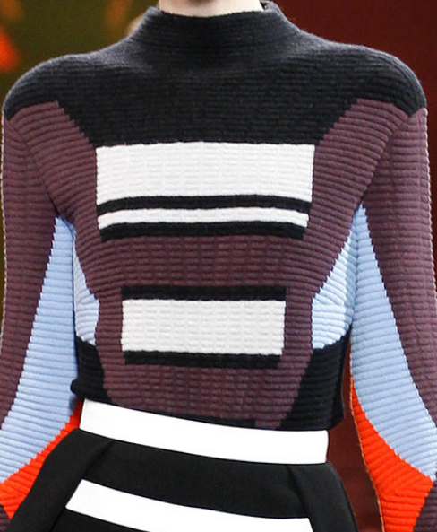 Decorialab - Knit Experience - Peter Pilotto - FW 14 -