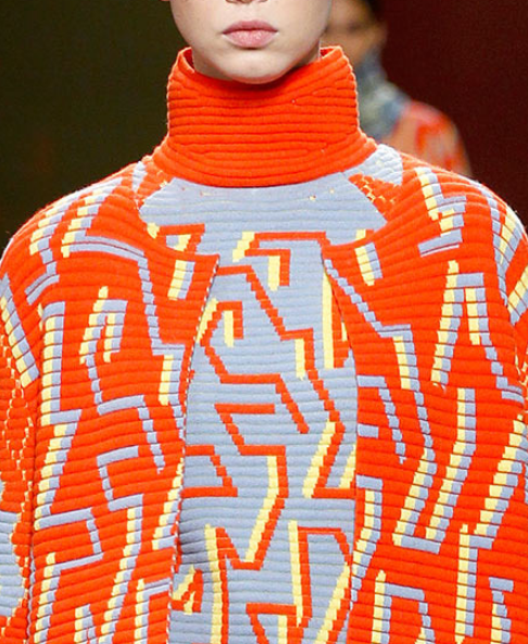 Decorialab - Knit Experience - Peter Pilotto - FW 14