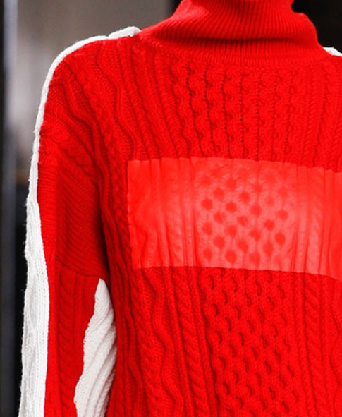 Decorialab - Knit Experience - Preen - FW 14