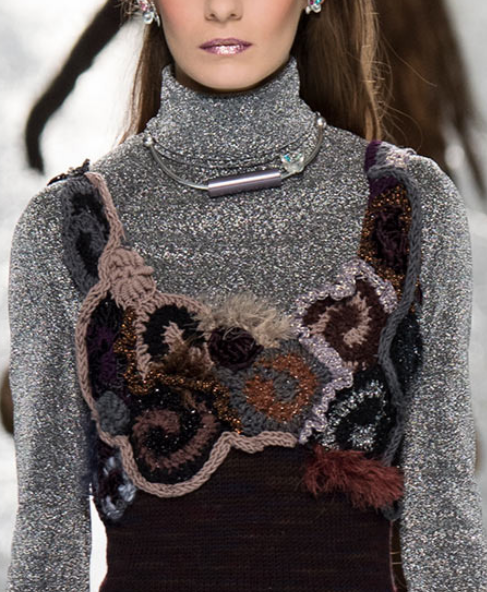 Decorialab - New Work fashion week - FW 14-15 - Rodarte