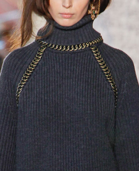 Decorialab - New York fashion week - FW 14-15 - Tory Burch