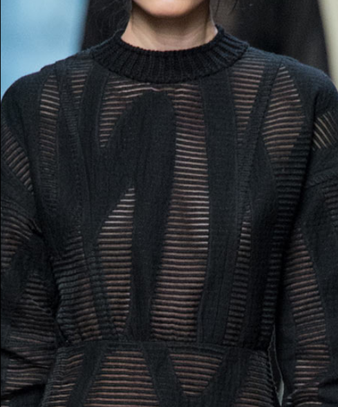 Decorialab - Ney York fashion week - FW 14-15 - Yigal Azrouel