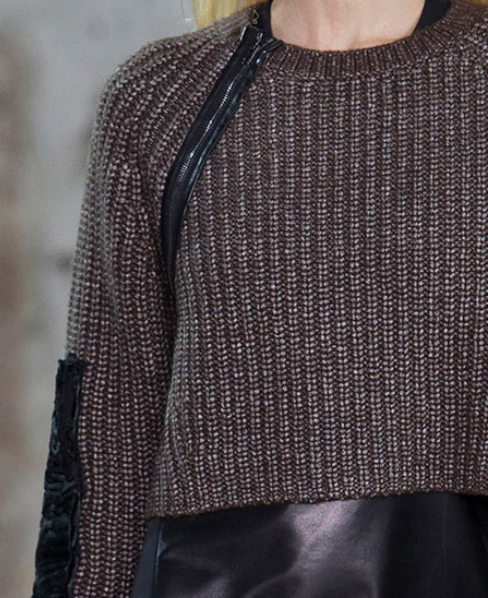 Decorialab - new York fashion week - FW 14-15 - Reed Krakoff