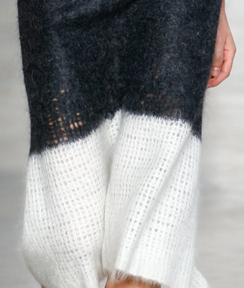 decorialab - New York fashion week - FW 14-15 - Calvin Klein Collection