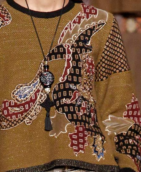 Decorialab - Milan Fashion Week - Folk Story - Etro