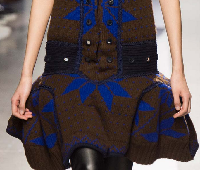 Decorialab - Fall 2015 - Fabulous Sacai